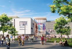JOST HURLER - Impressionen des neuen HUMA Einkaufparks